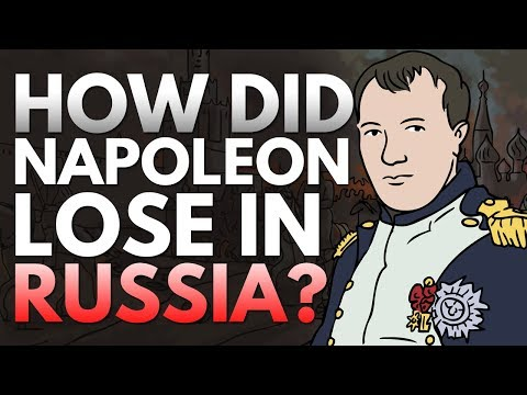 How Did Napoleon Lose In Russia? | Animated History