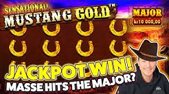 BIG WIN!! Small Jackpot on Mustang Gold - New slot from Pragmatic