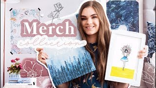 """MEIN MERCH - """"Art by Jette"""" Kunstprints - The Illustrations Collection // I"""