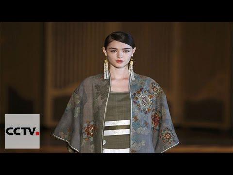 Chinese designer Xiong Ying shines in Paris Fashion Week debut