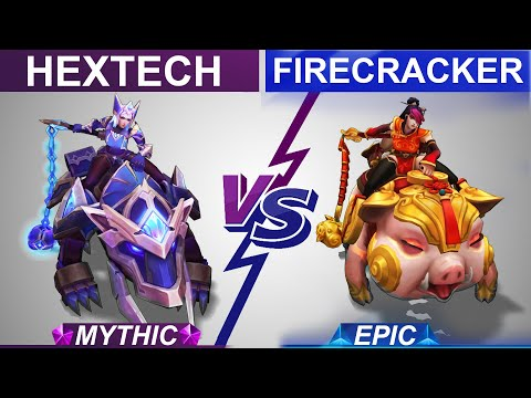 Hextech Sejuani vs Firecracker Sejuani Full Skin Comparison | Which One is Better? League of Legends