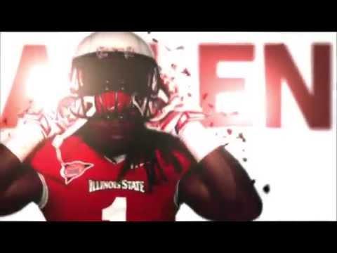 Illinois State Football - Intro Video 2014