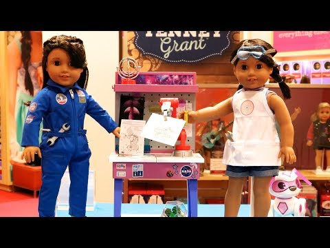 GOTY 2018 Luciana Vega RELEASE | American Girl Store Tour