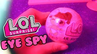 Apriamo una LOL Surprise LIL Sister EYE SPY [Unboxing]