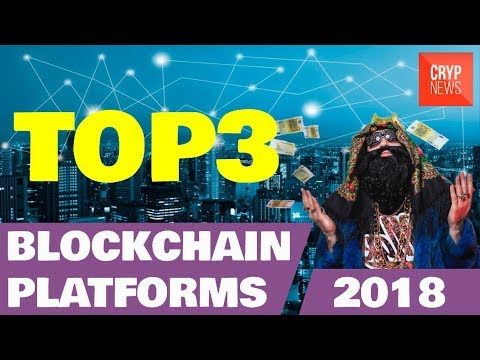 Top 3 blockchain platforms which will change the word [crypnews]