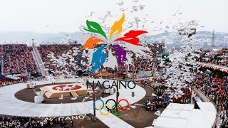 1998 Nagano Olympic Opening Ceremony