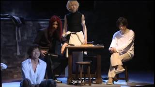 Saiyuki God Child Musical - The Mahjongg Scene (English subs)