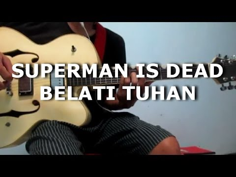Superman Is Dead - Belati Tuhan (Guitar Cover)