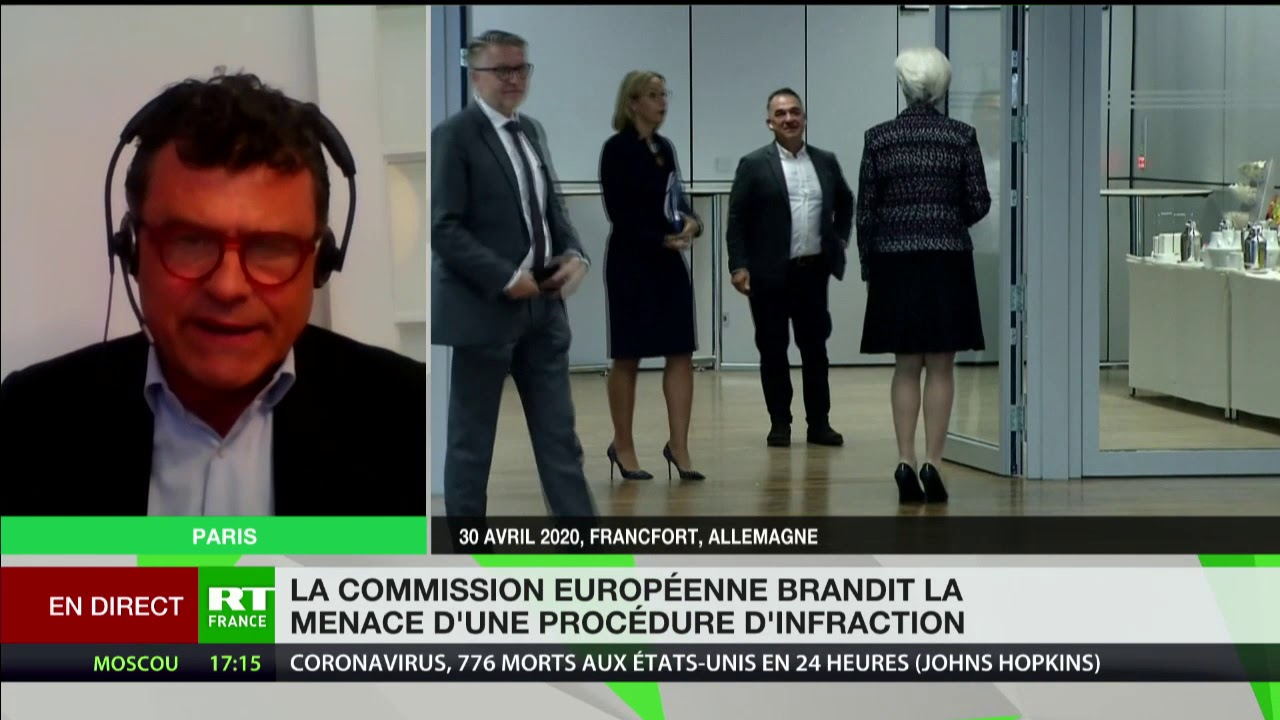 La CE menace l'Allemagne : «La crainte de Bruxelles est qu'on limite les pouvoirs de l'UE»