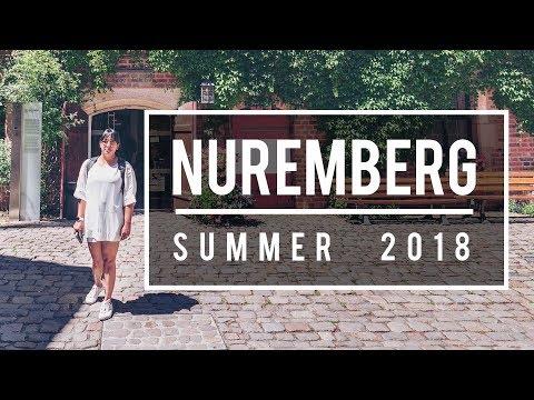 Top Things to do in Nuremberg - Our weekend in Nurnberg travel vlog