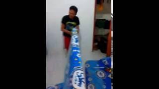 Lompat Tinggi ala Anak Kos 3