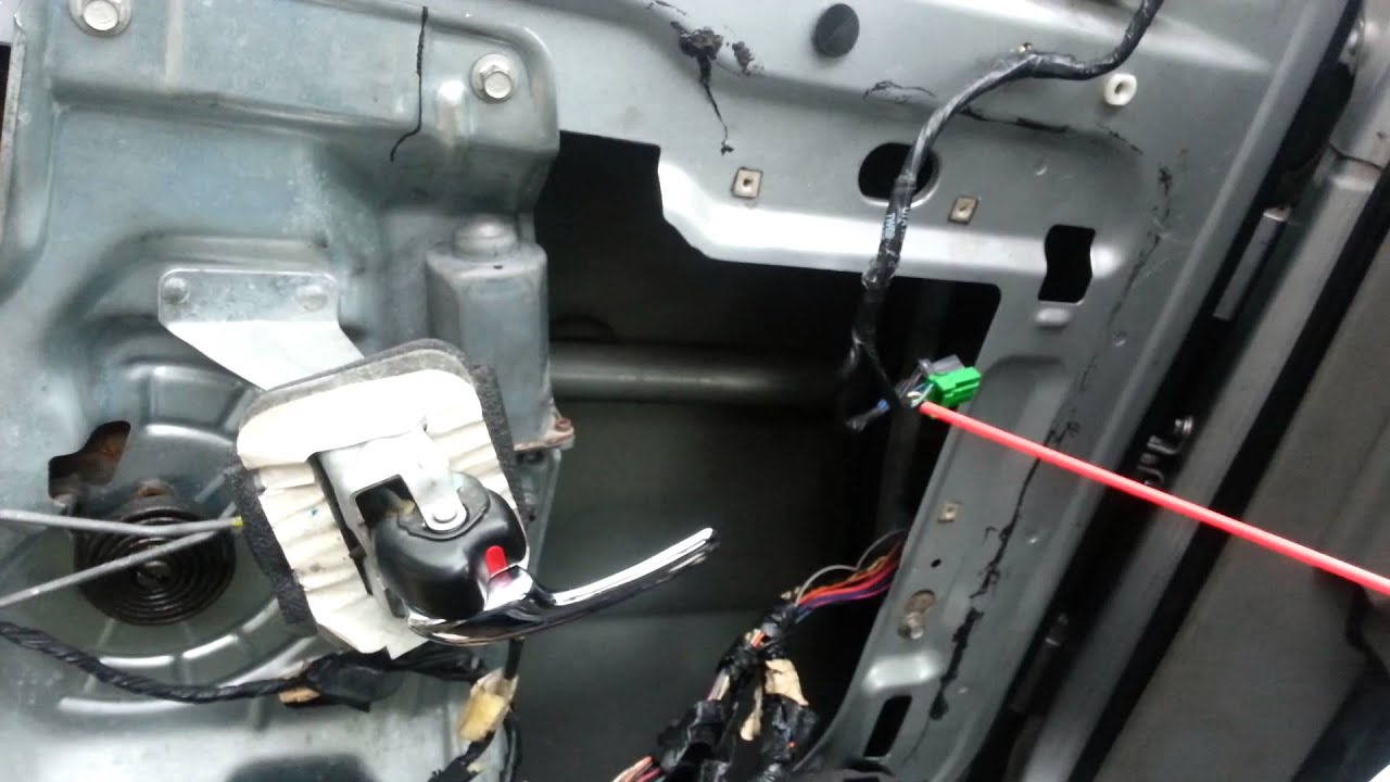 Watch on 2001 buick lesabre power door lock fuse