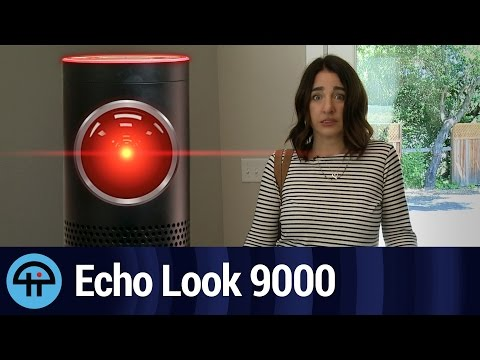 Hands on with Amazon Echo Look (Parody)