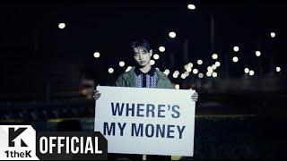 [Teaser 1] Sam Kim(샘김) _ WHERE'S MY MONEY