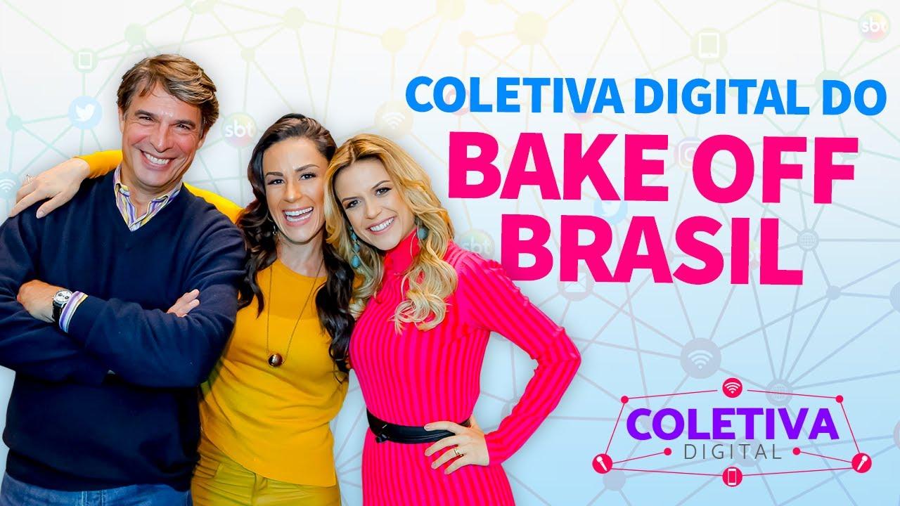 Coletiva Digital Do Bake Off Brasil 05 08 19 Youtube
