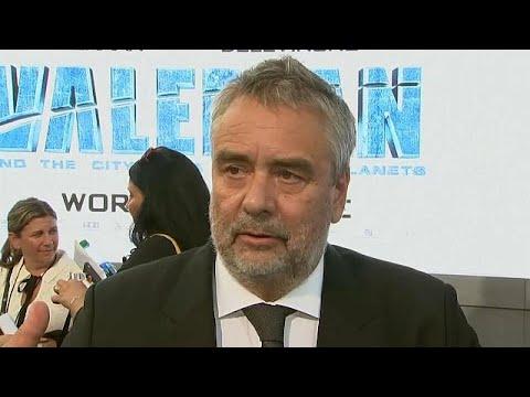 Luc Besson investigado por suspeitas de violação