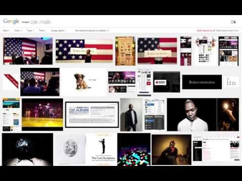 Google Images Search Redesign - 1.0