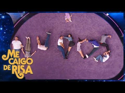 Kikin Fonseca Y Latin Lover En 'Alphabody'   Me Caigo De Risa