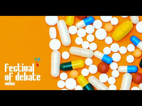 Festival of Debate Online 2020 - The Case for Drug Policy Reform