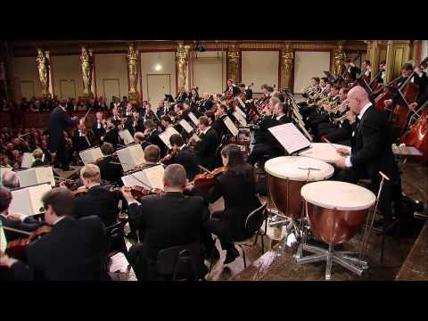 """Beethoven """"EGMONT Overture"""" Op 62 Viener Philarmoniker Blu-ray"""