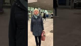 8 ноября 2019 аэропорт «Домодедово» г.Москва