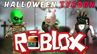 "The FGN Crew Plays: ROBLOX Halloween Tycoon ""The Green Pumpkin"""