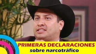 Julión Álvarez PRIMERAS DECLARACIONES por LAVADO DE DINERO y NARCOTRÁFICO (VIDEO)