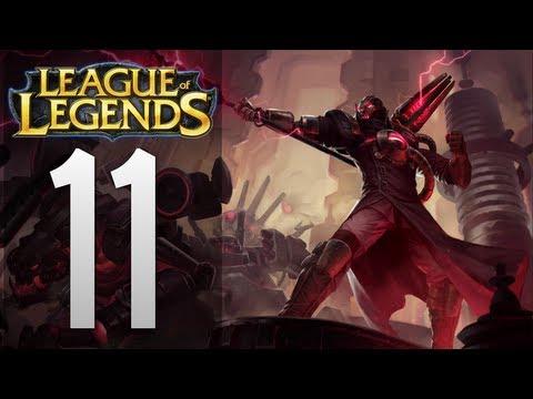 League of Legends - Sezon 3 - Creator Viktor