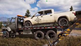 Far Cry 5 Repo Multiplayer Roll back trucks