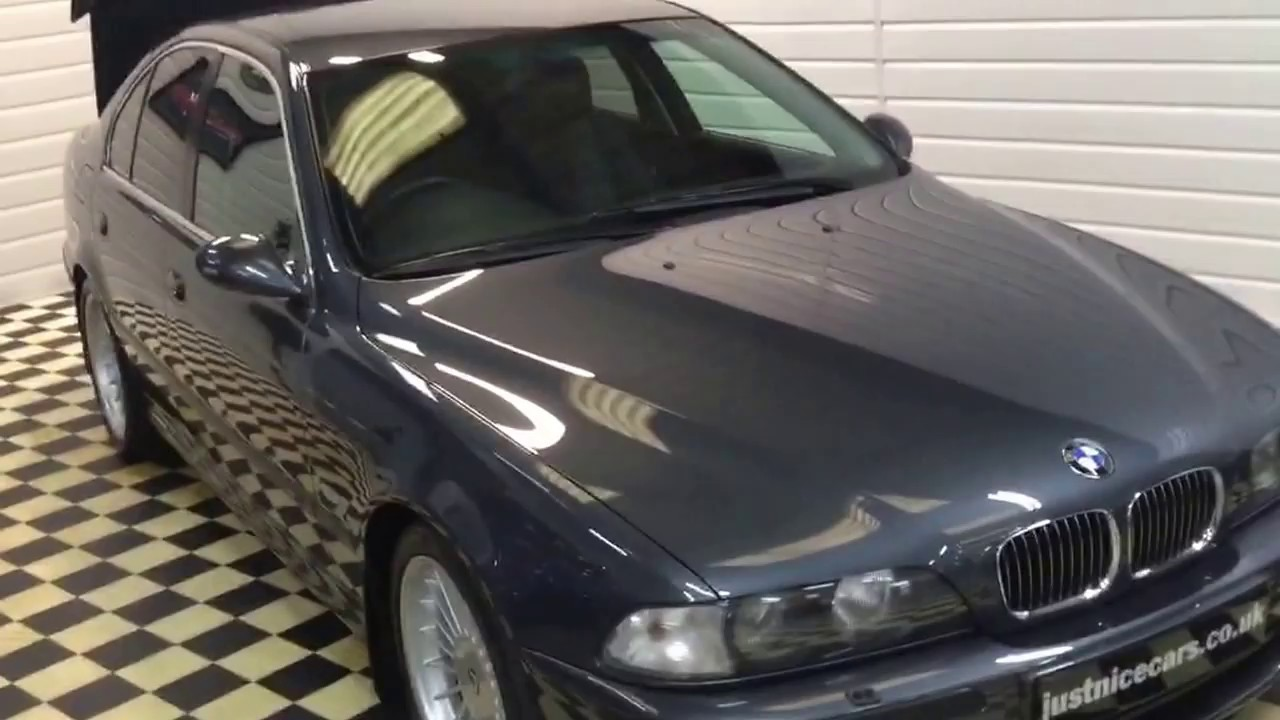 1999 t bmw 535i 3 5 v8 e39 manual saloon sorry now sold  [ 1280 x 720 Pixel ]