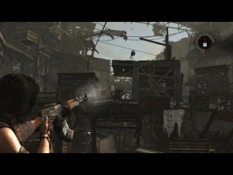 Tomb Raider: Definitive Edition Dead Eye Trophy