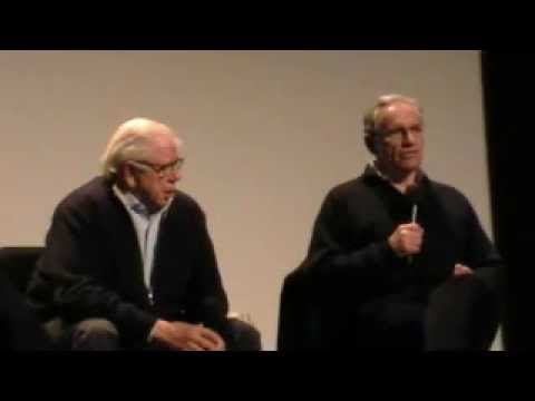 Woodward & Bernstein Discuss 'All the President's Men' at Va. Film Festival