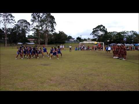 Queensland All Nations Touch Carnival - Indigenous Men's Highlights