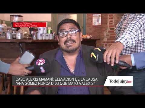 Novedades en el caso Alexis Mamaní...habló el abogado de Ana Gómez