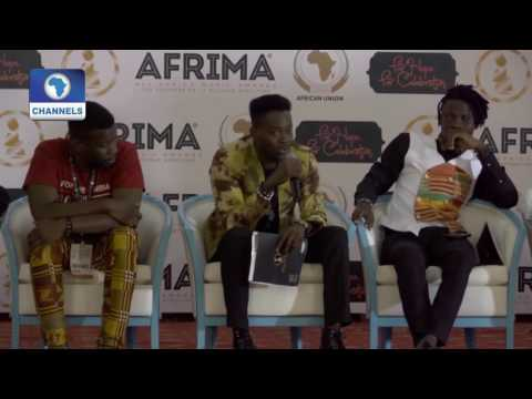 EN: African Music Stars, Entrepreneurs Decry Exploitation At AFRIMA Conference