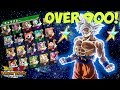 The BEST Dokkan Account you have Ever Seen?! EZA Family Summon: DBZ Dokkan Battle