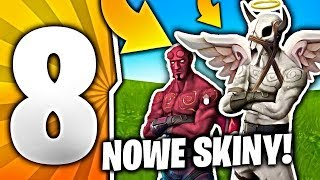 NOWE SKINY W FORTNITE BATTLE ROYALE ?