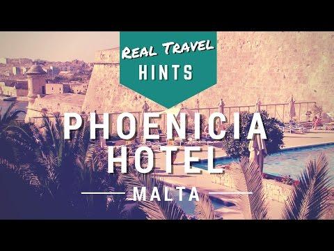 Phoenecia Hotel Valletta Malta