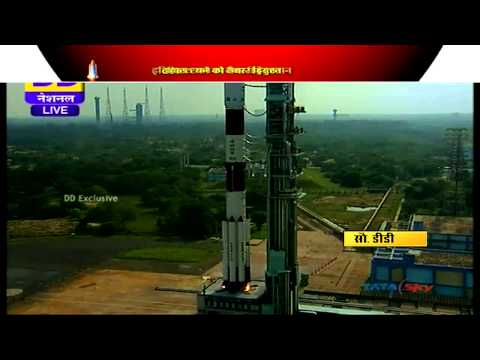 INDIA(ISRO) Launched MANGALYAAN Satellite PSLV-C25 from Satish Dhawan Space Centre, Sriharikota