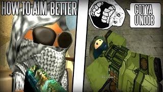 WIE AIM BETTER !? | Tutorial Video | CB:RO Roblox