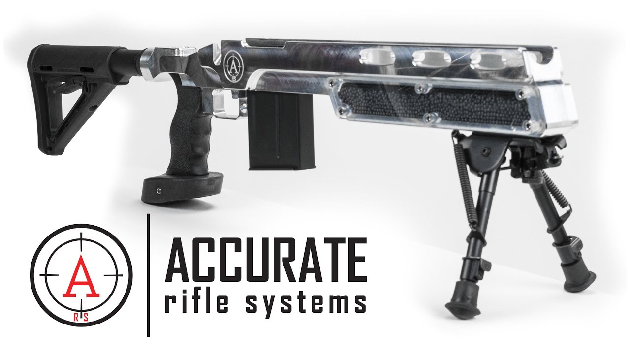 Remington 700 Chassis System | ARS Aluminum Rifle Stocks