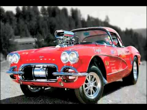 Video Feature 1961 Corvette Gasser Youtube