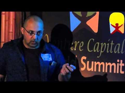 Venture Capital World Summit 2015 Alan Thomas
