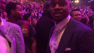 ERROL SPENCE JR REACTS TO 40 YEAR OLD SENATOR MANNY PACQUIAO BEATING KEITH THURMAN CONVINCINGLY