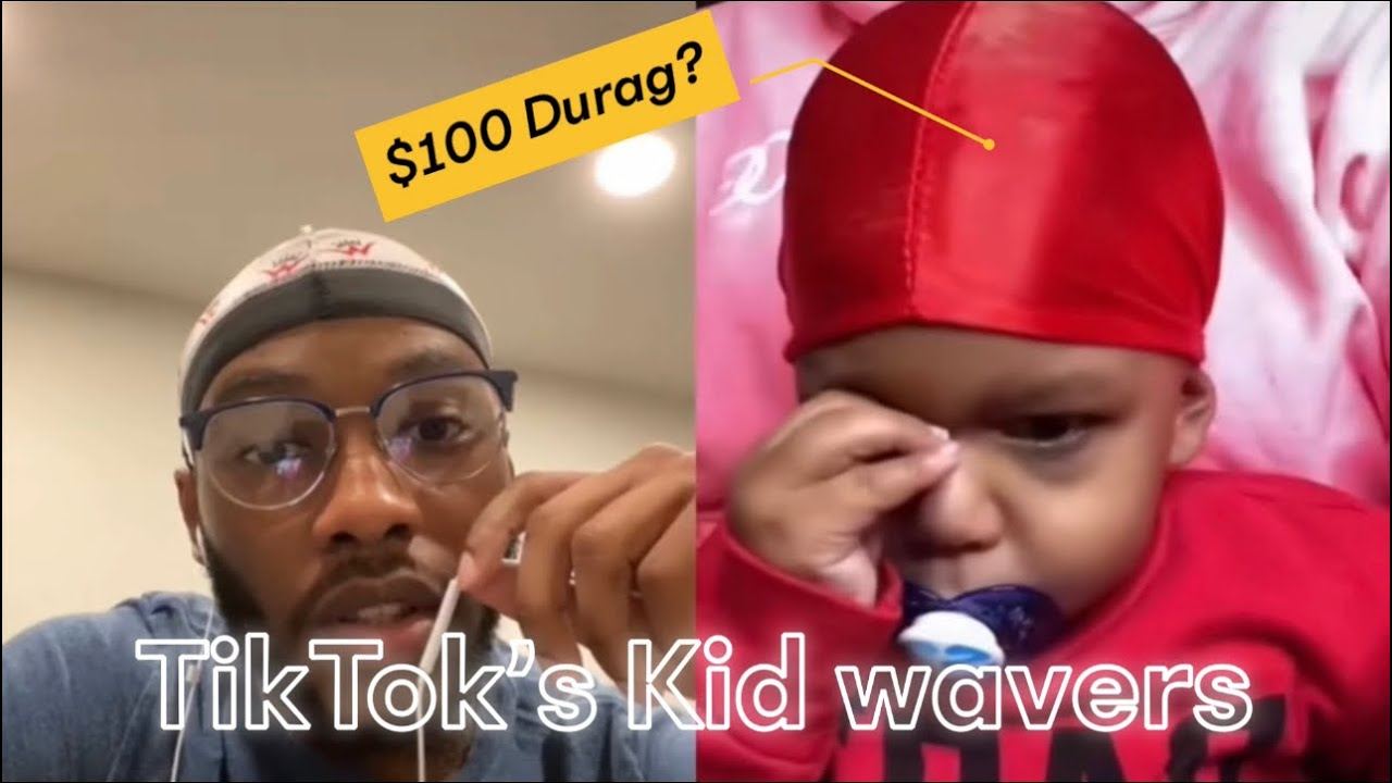 Kid Wavers Are Taking Over TikTok. SERIOUSLY! | TikTok's Immaculate Lathers Pt.9