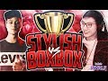 LL STYLISH vs BOXBOX | TWITCH RIVALS TOURNAMENT | SEMI-FINALS | [BO3]