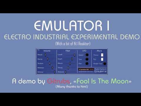 Emulator I Free VST: Demo by Gitrubs