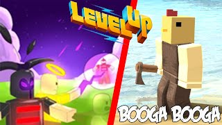 HOW TO UPGRADE FAST IN BOOGA BOOGA!!! | ROBLOX ENGLISH
