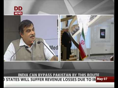 India, Iran sign MoU on developing Chabahar port