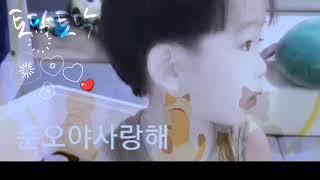 #수채화-김순자